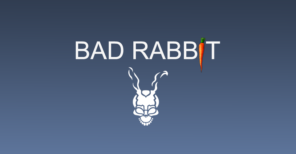 Bad Rabbit, un ransomware aux airs deNotPetya