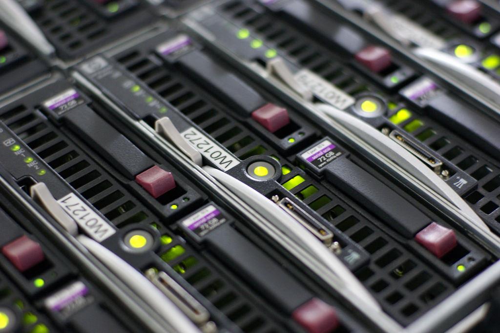 HPE dit adieu à son activité de serveursCloud