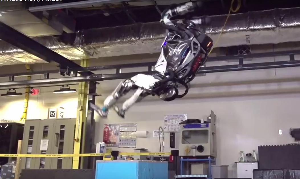 Boston Dynamics : un saut « périlleux » dans lefutur