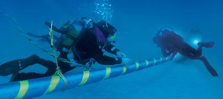Google mise sur les câbles sous-marins pour étendre sonCloud