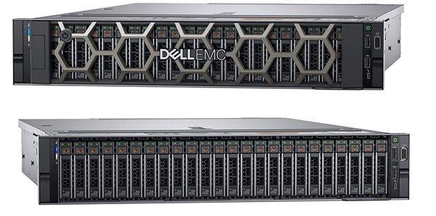 Les serveurs Dell EMC trompent Intel en embrassant les Epycd'AMD